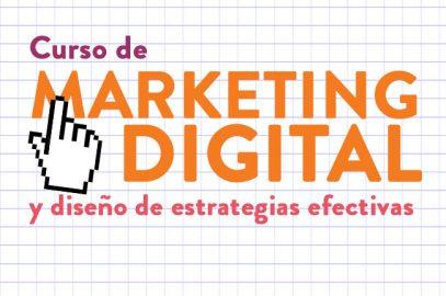 Curso de Marketing Digital y Diseño de Estrategias Efectivas