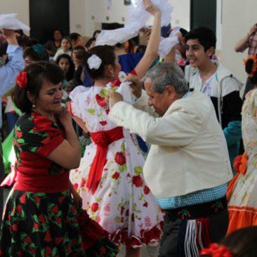 Bingo de Fiestas Patrias 2015