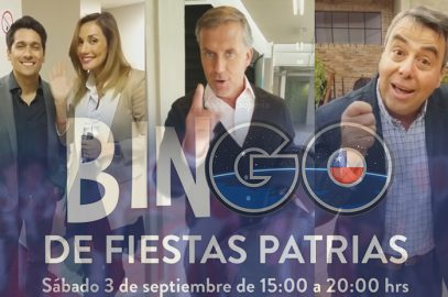 Más celebridades nos invitan al Bingo de #OscusPuente